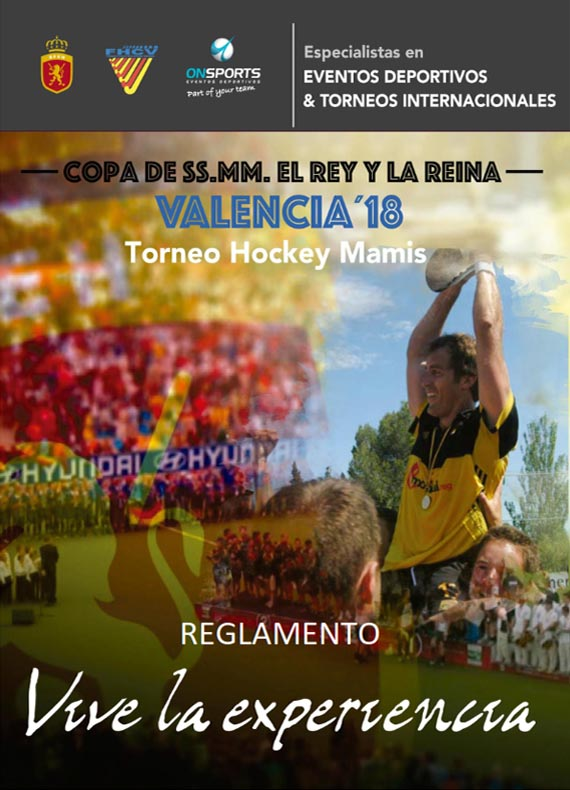 REGLAMENTO TORNEO HOCKEY MAMIS VALENCIA 2018