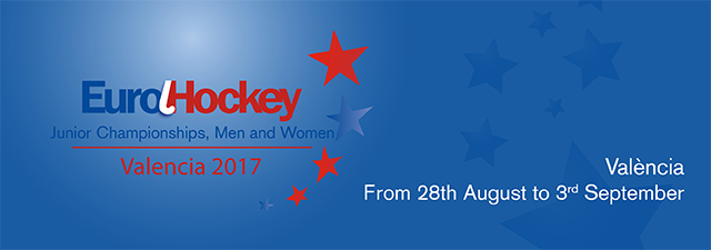 Eurohockey junior Championships, Men and Women Valencia 2017