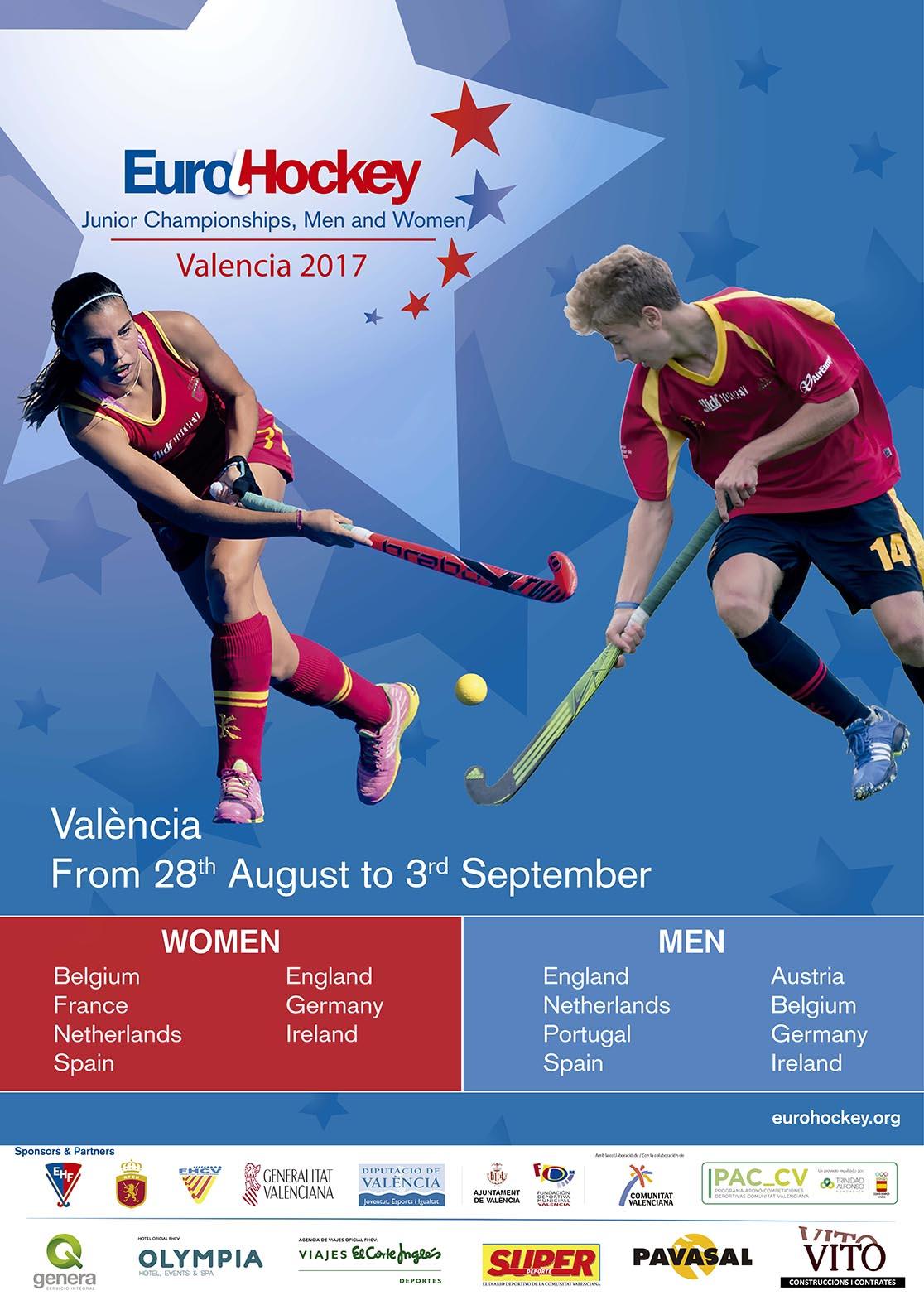 Poster Eurohockey