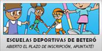 ESCUELA DEPORTIVAS BETERÓ 2016-2017