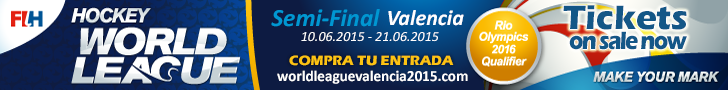 SEMI-FINAL DE LA WORLD LEAGUE FEMENINA - VALENCIA 2015