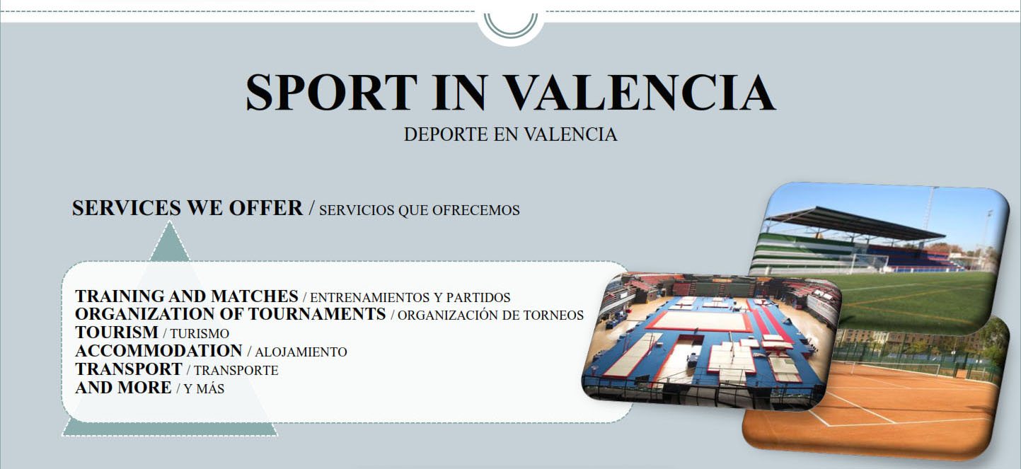 FHCV SPORT & TOURISM MANAGEMENT VALENCIA